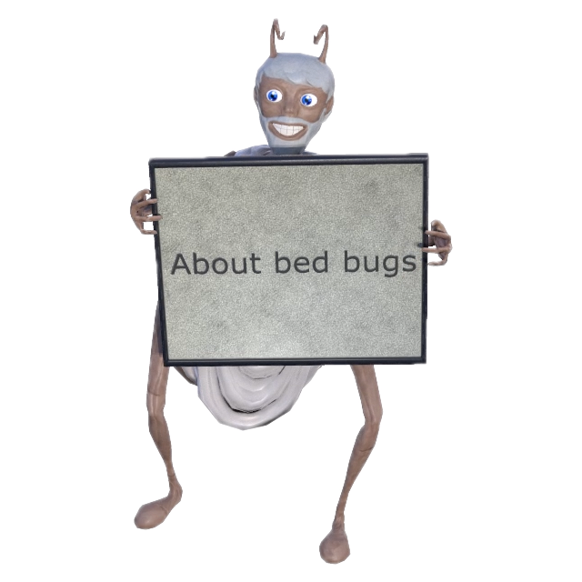 About bed bugs avatar